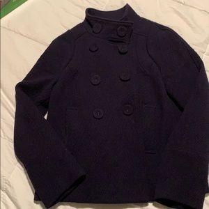 Jack - BB Dakota navy pea coat